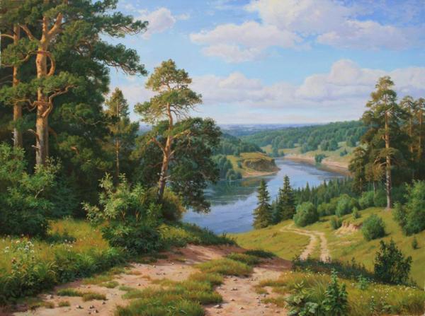 Природа в зеркале русской поэзии